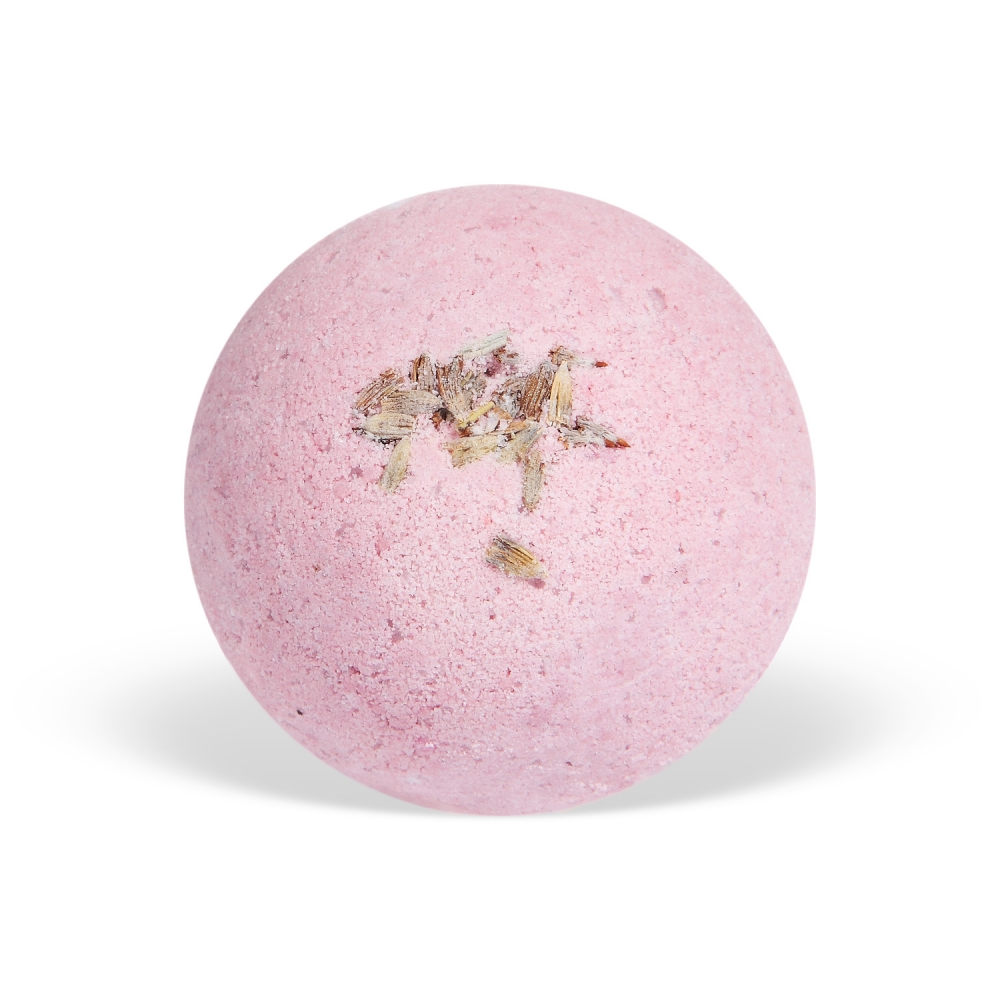 Natural Lavender Handmade Bath Bomb / Bath Ball