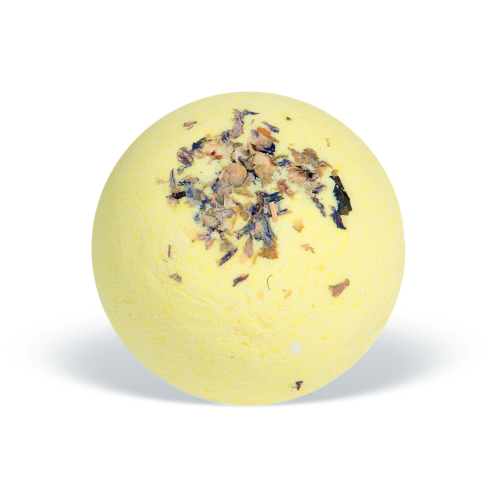 Natural Daisy Handmade Bath Bomb / Bath Ball