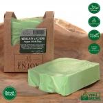 Doğal Argan & Çam El Yapımı Yüz, Saç Ve Vücut Sabunu