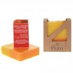 Doğal Limon & Portakal El Yapımı Yüz, Saç Ve Vücut Sabunu